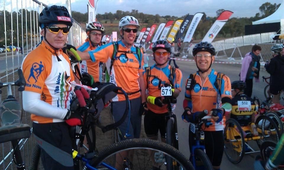 Momentum 94.7 Cycle Challenge 2015
