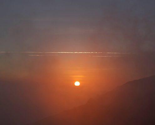 Kill Summit Sunrise